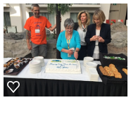 2019 40th Anniversary of Regional Perinatal Outreach Program cake cutting