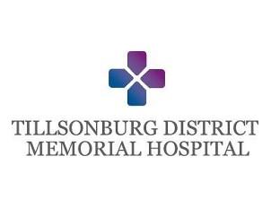 Tillsonburg District Memorial Hospital (TDMH) logo